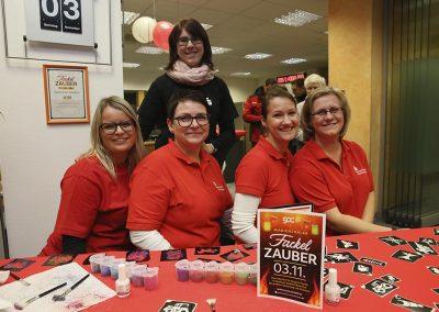 Zwickau Fackelzauber Marienthal tausende Gaeste und Zwickauer dabei 03.11.2018