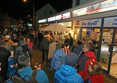 Zwickau Marienthaler Fackelzauber 02.11.2019